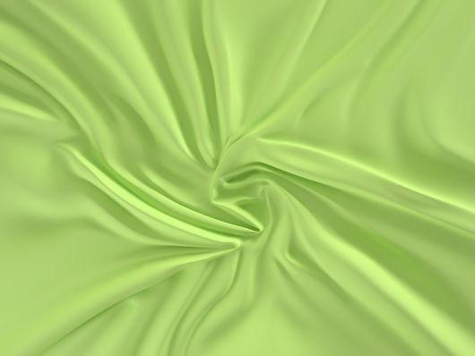 Saténové prostěradlo LUXURY COLLECTION 220x200cm světle zelené