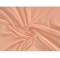 Saténové prostěradlo LUXURY COLLECTION 80x200cm lososové