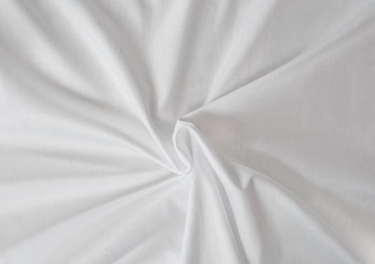 Saténové prostěradlo LUXURY COLLECTION 90x200cm bílé