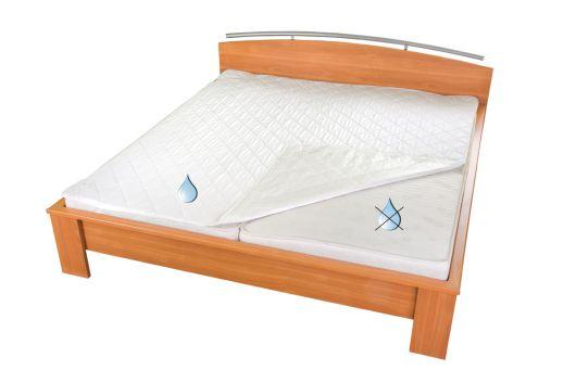 Thermo chránič matrace s PU nepropustný 120x200cm