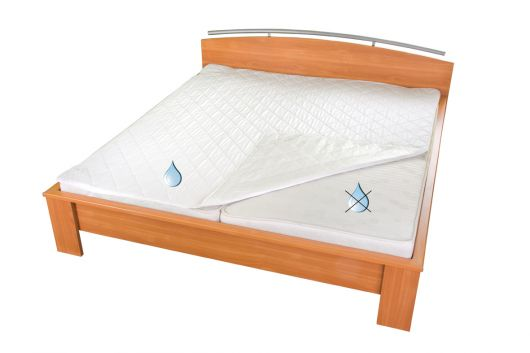Thermo chránič matrace s PU nepropustný 220x200cm