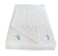 Thermo chránič matrace s PU nepropustný 70x140cm