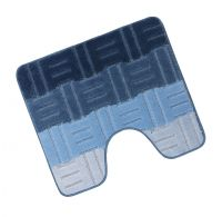 WC předložka 50x60cm Tarma modrá